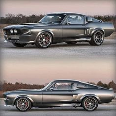 67 Shelby GT500CR