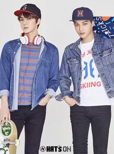 EXO for HAT'S ON