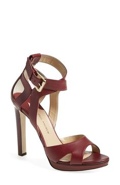 90d1618ec2dc31 Paul Andrew Paul Andrew  Aeron  Ankle Strap Sandal (Women) available at