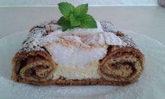 Krútený koláč - Koláčik je výborný, aj ku kávičke.