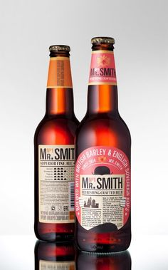 Mr. Smith on Packaging of the World - Creative Package Design Gallery
