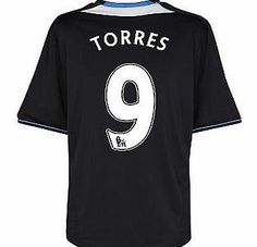 Chelsea Away Shirt Adidas 2011-12 Chelsea Away Football Shirt (Torres 9) Buy the brand new Chelsea away shirt for the 2011/12 Premiership season complete with Fernando Torres shirt printing.The new Chelsea football shirt is manufactured by Adidas and is available in kids s http://www.comparestoreprices.co.uk/football-shirts/chelsea-away-shirt-adidas-2011-12-chelsea-away-football-shirt-torres-9-.asp