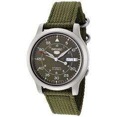 Seiko 5 Military green SNZG09J