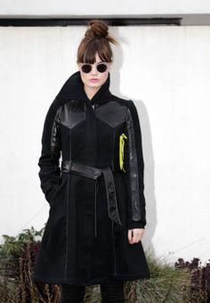 Wyatt Orr - Erin Coat
