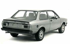 1983 VW Voyage Plus - Brasil
