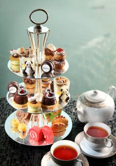 Afternoon Tea Edition   LifestyleAsia Hong Kong