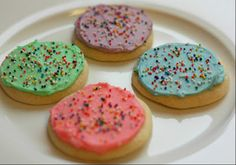 Bakery Style Sugar Cookies (a no chill sugar cookie dough!) - Cooking Classy