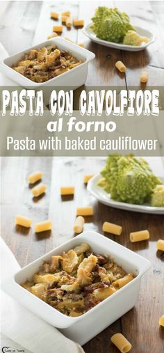 Pasta con cavolfiore al forno, pasta al forno, pastalight, primo piatto vegano, #cucina #ricette #ricettelight #cavolfiore #vegan #ricettevegane Pasta with baked cauliflower, baked pasta, pastalight, vegan first course, #cucina #ricette #ricettelight #cavolfiore #vegan #ricettevegane #cooking #recipeslight #recipes #cauliflower #vegan #veganrecipes