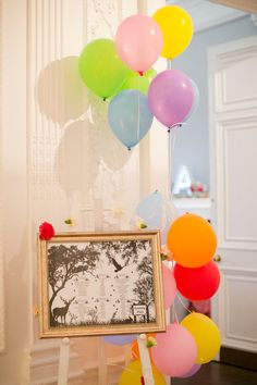 Whimsical + Colorful London Gallery Wedding by Caught The Light