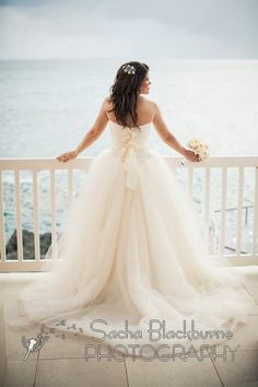 Sacha Blackburne Photography: Lindsay & Rob - The Reefs, Bermuda Wedding