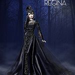"""Regina, evil queen of the series """"Once Upon a Time"""", with exclusive design Refugio Rosa by davidbocci.es/refugiorosa"""