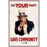 save community!