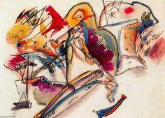 "Kandinsky ""Watercolor"""