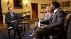 President Obama Talks to Kelly Ripa, Michael Strahan About Sports Safety, Malia's Prom (Video)
