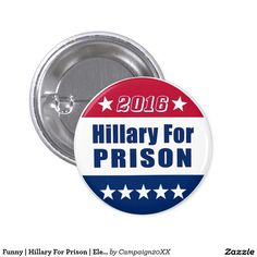 Funny   Hillary For Prison   Election 2016