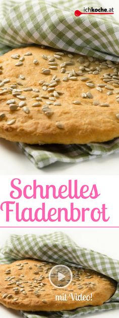 Heute muss es schnell gehen? Diese Fladenbrot-Rezept ist super zackig gezaubert! Salat To Go, Super, Hamburger, Bread, Food, Dinner Rolls Recipe, Lunch Bags, Pasta Meals, Fast Recipes