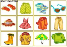 Seasons activities for preschoolers Free Preschool, Preschool Printables, Montessori Activities, Preschool Activities, Teaching Weather, Learning English For Kids, Classroom Birthday, Seasons Activities, Winter Crafts For Kids