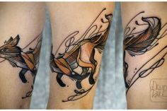 Amazing tattoo artist David Hale... if only I was based in the States....