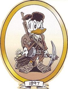Don Rosa, Life and Times of Scrooge McDuck