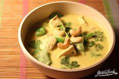 THAI KOKOS SUPPE Mit dieser leckere, exotischen Suppe könnt ihr genüsslich in die Ferne schweifen! :)