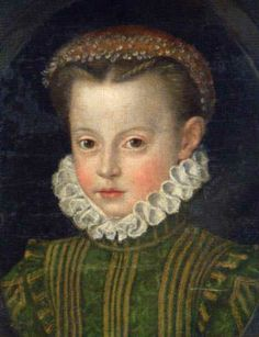 Elisabeth of Austria (1554-1592)
