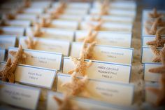 Best Place Card Ideas Wedding Invitations Photos on WeddingWire