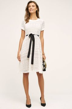 Cecily Lace Dress from Anthropologie