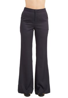 Assign of the Times Pants in Navy, @ModCloth