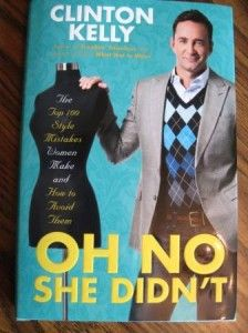 OhNoSheDidnt - great advice from Clinton Kelly