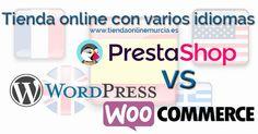 Prestashop WordPress – tienda online con varios idiomas