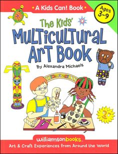 Kids Multicultural Art Book