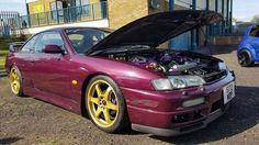 nissan 200sx s14a rare car stage 3a 350bhp gt2871r turbo engine rebuilt Turbo Car, Engine Rebuild, Nissan Silvia, Cars For Sale, Stage, Ebay, Sport Cars, Hs Sports, Cars For Sell