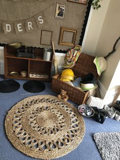 Happy Children, Positive Futures - Parklands Nursery, The Buchan Nursery, Hopes & Dreams Nursery Reggio Classroom, New Classroom, Nursery Layout, Nursery Room, Childcare Rooms, Childcare Environments, Baby Room Ideas Early Years, Child Care Resources, Curiosity Approach