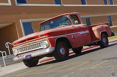 I have always wanted a truck like this!                               1963 c-10 chevy stepside  #chevy #truck #1963