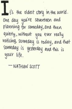 skills and deb one tree hill * skills one tree hill . skills taylor one tree hill . skills and deb one tree hill . one tree hill quotes skills Cute Quotes, Great Quotes, Quotes To Live By, Funny Quotes, Inspirational Quotes, The Words, Quotable Quotes, Lyric Quotes, Lyrics