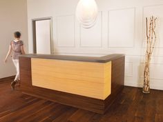 Onyx Offices Reception | Installations | 3form