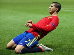 "Alvaro Morata delighted to be ""back home"" at Real Madrid #Real_Madrid #Football"