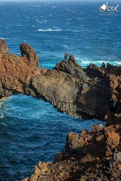 Isla de El Hierro. Islas Canarias. España