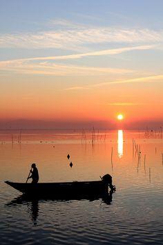 Lago Trasimeno, Perugia, Umbria