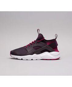 quality design 06f31 a6e66 Nike Air Huarache Run Ultra Chaussures Rouge Blanc