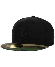 New Era Miami Marlins Woodland 59FIFTY Cap Toronto Blue Jays 4196aadde61