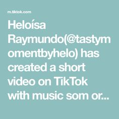 Heloísa Raymundo(@tastymomentbyhelo) has created a short video on TikTok with music som original. gosta de bolo? #cozinhar #parati #receita #foryou #fypシ #fyy #agoravocesabe #viral #bolo Michelle Rodrigues, Monolid Eyes, Name Suggestions, Crazy Love, Live Wallpapers, Bridal Make Up, Spring Break, The Originals, Create