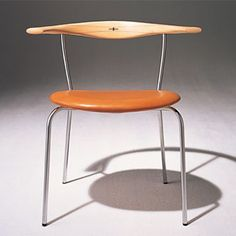 Wegner PP701 Stool, Chair, Danish Design, Mid Century, Furniture, Home Decor, Decoration Home, Room Decor, Home Furnishings