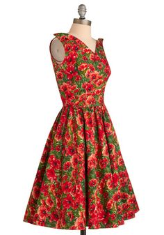 Love this Bernie Dexter dresss <3 Wizard of Awesome Dress, #ModCloth