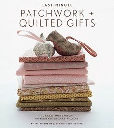 I'd like to look through this--as I'm accumulating a lot of sewing scraps i'm starting to get the whole point of patchwork :)