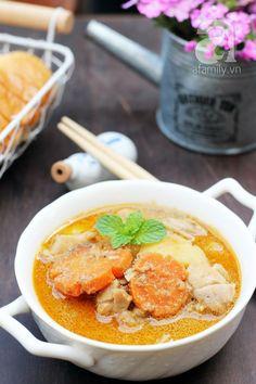 Cuối tuần đổi món với gà nấu pate thơm lừng hấp dẫn - http://congthucmonngon.com/79541/cuoi-tuan-doi-mon-voi-ga-nau-pate-thom-lung-hap-dan.html
