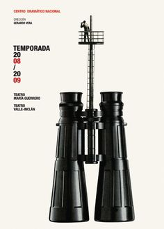 Centro Dramático Nacional : Isidro Ferrer Ad Layout, Poster Design Layout, Graphic Design Posters, Poesia Visual, Creative Advertising, Advertising Ideas, Visual Metaphor, Type Posters, Communication Design