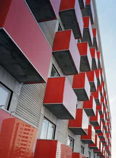 balcones Youth Housing in Stockholm / Scheiwiller Svensson Arkitektkontor