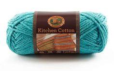 Kitchen Cotton: 100% Unmercerized Cotton