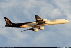 McDonnell Douglas DC-8-73AF - United Parcel Service - UPS | Aviation Photo #1862759 | Airliners.net